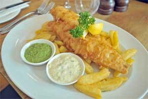 Fish & Chip Fridays