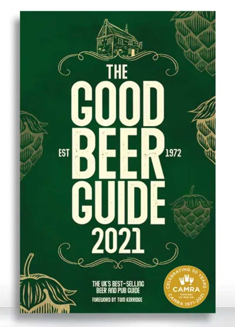 Featured in CAMRA Good Beer Guide