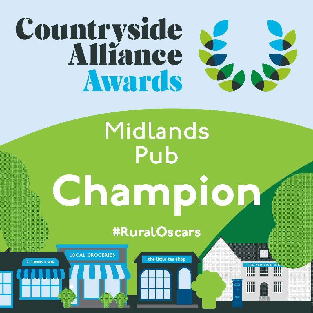 New Inn Awarded Countryside Alliance Award